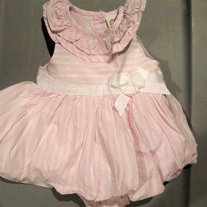 EUC Little Me Dress